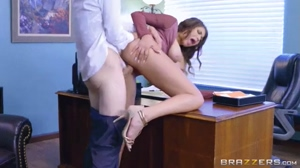 Big Tits At Work – Cassidy Banks