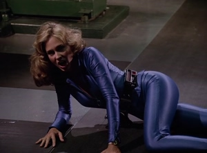 Erin Gray on Buck Rogers in the 25th Century