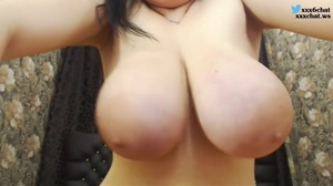 just mega huge tits