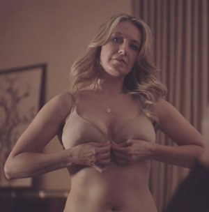 Jennifer Mudge tits and pussy
