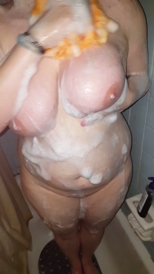Soapy boobs are the best