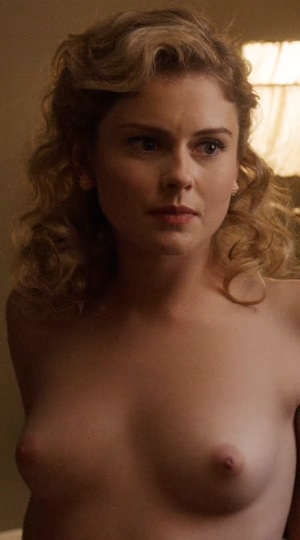 Rose McIver's bare breasts are begging for a titfuck
