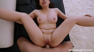 Hot Japanese with a Big Ass Fucked