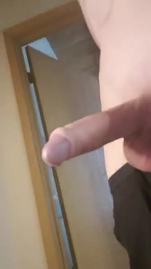 Hands Free Big Cock Trap Cum