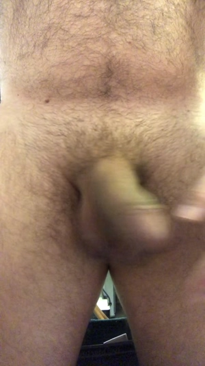 Shaved and swinging