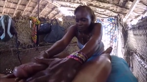 African masseuse