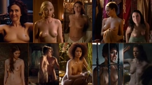 Game of Thrones' nudes