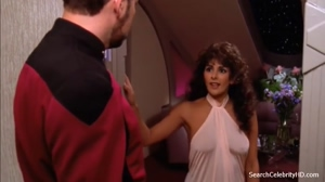 Marina Sirtis had some Emmy worthy plot on Star trek TNG