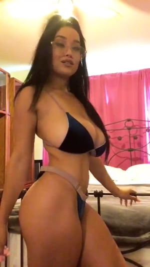 Natural Tits In Motion