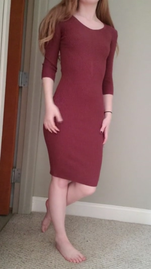 Thoughts on my new dress?