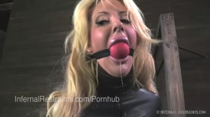 Perfect Courtney Taylor Ball Gag