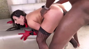 angela white ass fucked and jizzed