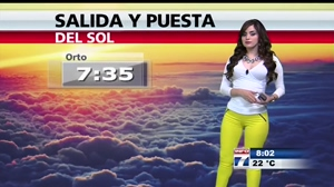 Mexican weather gap
