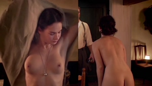 Lily James Tits Ass