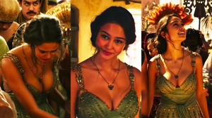 Courtney Eaton in Gods Of Egypt