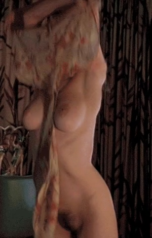 Heather Graham tits and bush in Boogie Nights