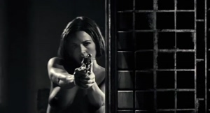 Carla Gugino in Sin City