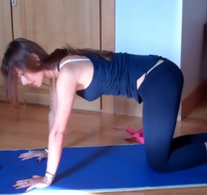 Sonia Doubell - Yoga Instructor