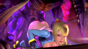 Samus x Monster,