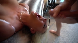 Painting Wifey with slow motion