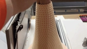 Roll of double-sided tape