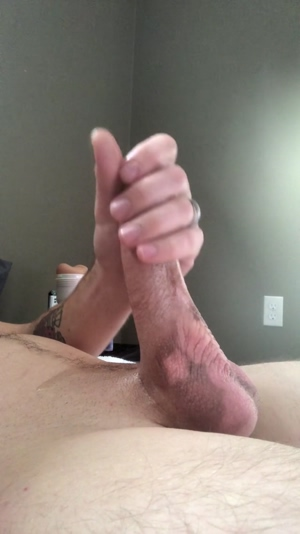 Lubed edging