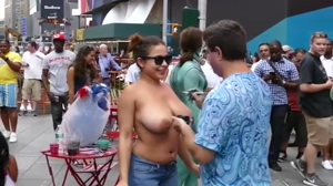 big boobs bodypaint