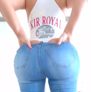 Phat Ass and Thicc
