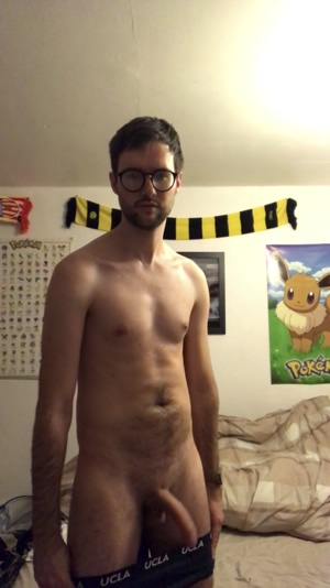 Male version of a titty drop?
