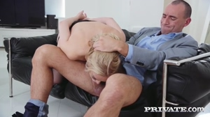 MILF Camgirl Surprised by Husband - Amber Jayne