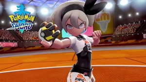 Bea - Pokemon Sword and Shield Fighting Type Gym Leader