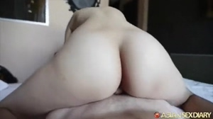 Angel - Busty Asian Chick Fucked And Stamped