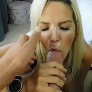 Earning Her Sticky Load