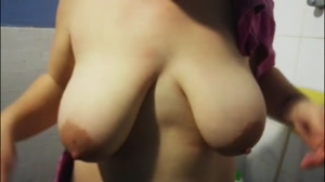 Saggy Boobs after showing
